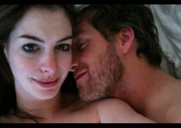 Anne Hathaway: Actriz sufre la filtración de fotos íntimas con su esposo