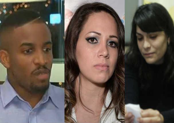 Melissa Klug y Jefferson Farfán conversaron sobre delicada situación de Evelyn Vela