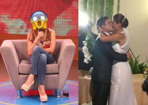Christian Domínguez: Colombiana dijo que tuvo intimidad a tres días de casarse con Karla Tarazona