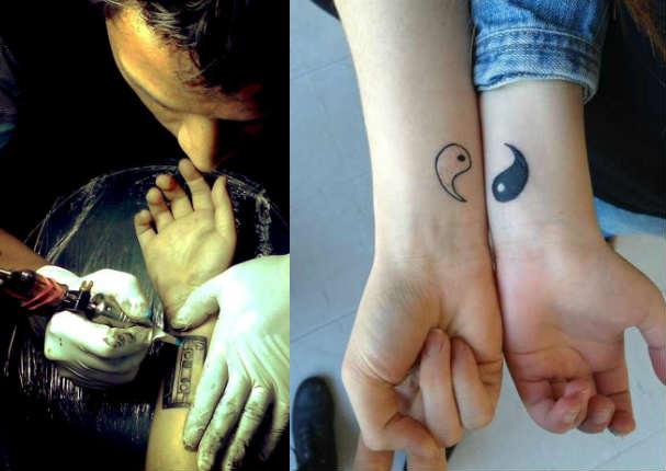 ¿Por qué a los jóvenes les gustan los tatuajes?