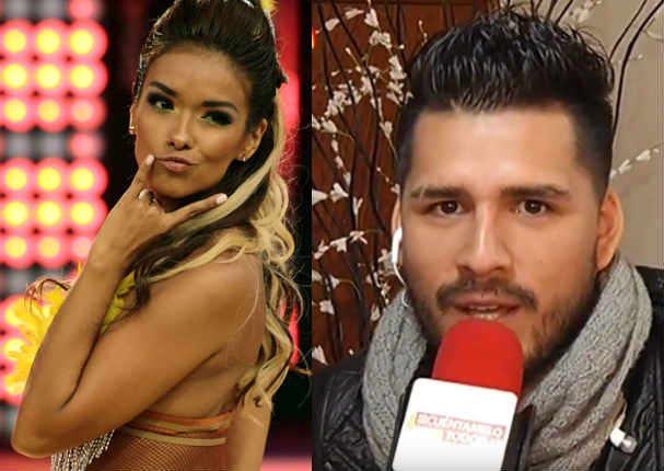 Shirley Arica: ¿Esposo de la chica reality compartió fotos íntimas?