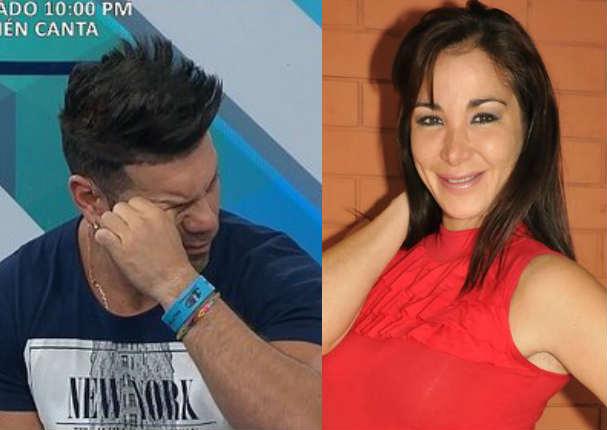 'Tomate' Barraza acusa a su expareja de no dejarlo ver a su hija