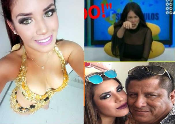 Clavito y su Chela: Jazmín Pinedo se enfrenta a novia del cantante  por respaldar agresión