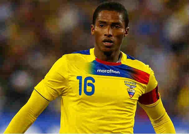 Así será el 11 de Ecuador para el partido contra Perú