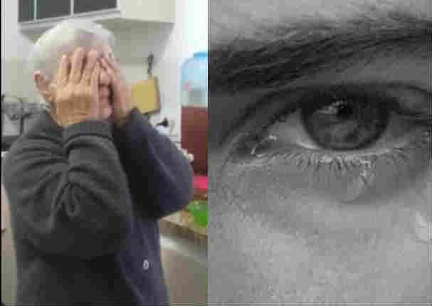 Joven se entera que su abuela sufre de Alzheimer y toma radical decisión
