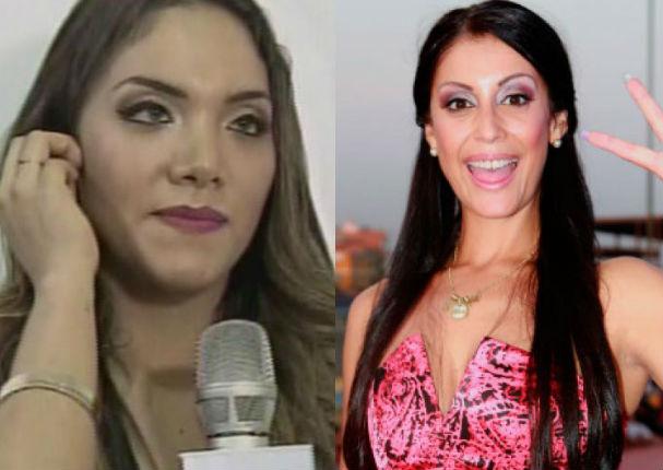 Karla Tarazona responde la carta notarial de 'Chabelita'
