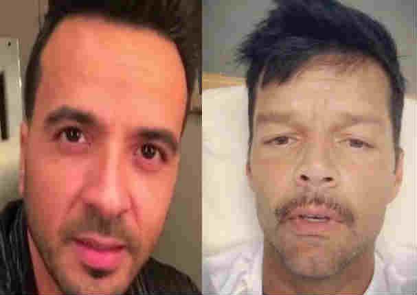 Ricky Martín y Luis Fonsi temen lo peor