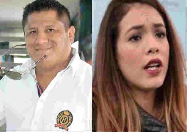 Clavito no se contuvo y dijo tremenda frase a Jazmín Pinedo (VIDEO)