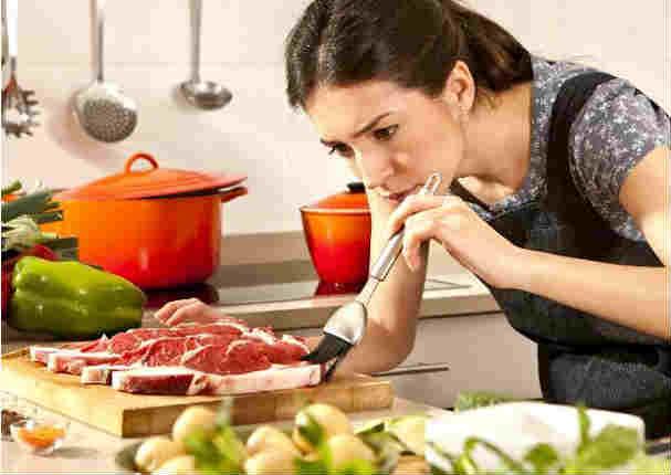 Secretos para pasar menos tiempo en la cocina