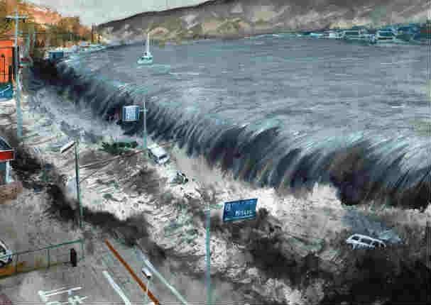 Tsunami: 5 consejos muy importantes para sobrevivir.