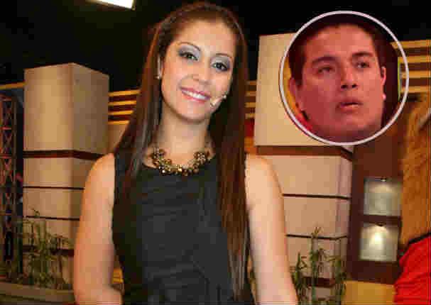 Karla Tarazona le rompe el corazón a Leonard León