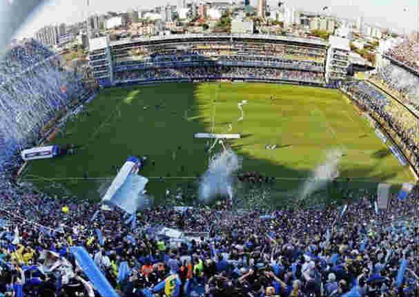 La FIFA respalda a Argentina y otorga permiso para que jueguen en la 'Bombonera'