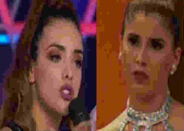 Yahaira Plasencia y Rosángela Espinoza  protagonizan tremenda pelea (VIDEO)