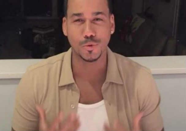 Romeo Santos: Modelo asegura que cantante es gay - VIDEO