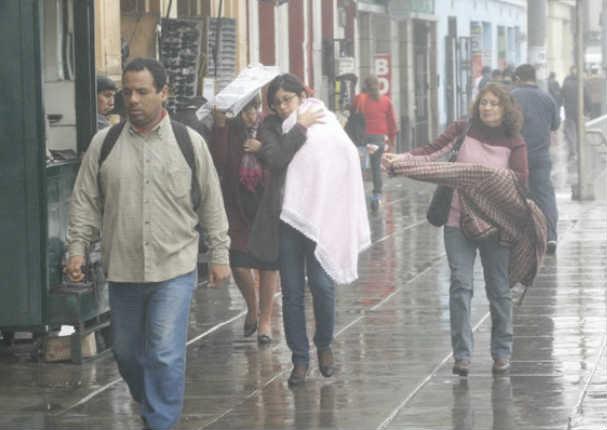 Senamhi advierte que invierno se prolongará hasta octubre