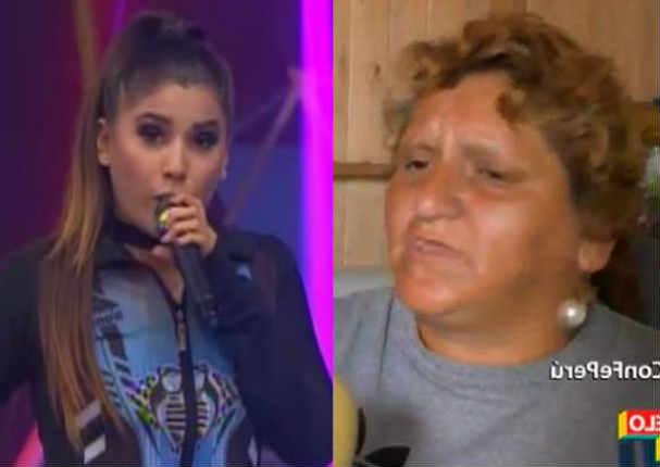Yahaira Plasencia niega a su tía pese estar delicada de salud y hace esta revelación