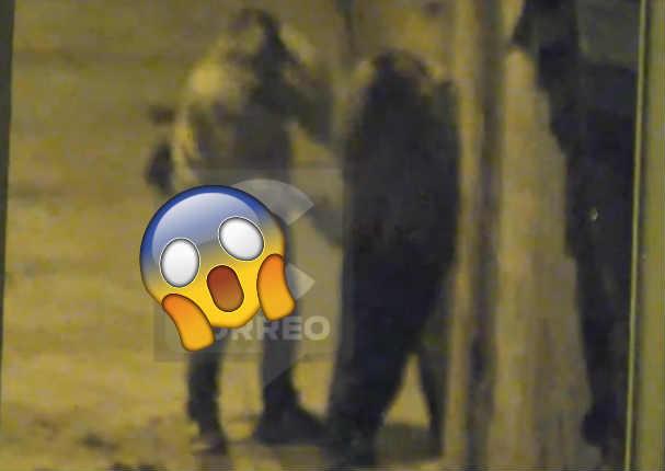 Mototaxista lanzó ladrillo a hombre que agredía a una mujer en plena vía pública