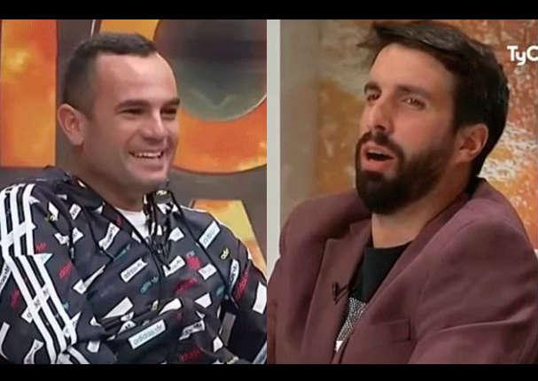 Coki González se burló de periodistas argentinos en pleno programa en vivo - VIDEO