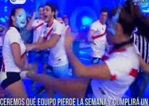 Por pelea de Yahaira Plasencia y Rosángela Espinoza sacarán a EEG del aire - VIDEO
