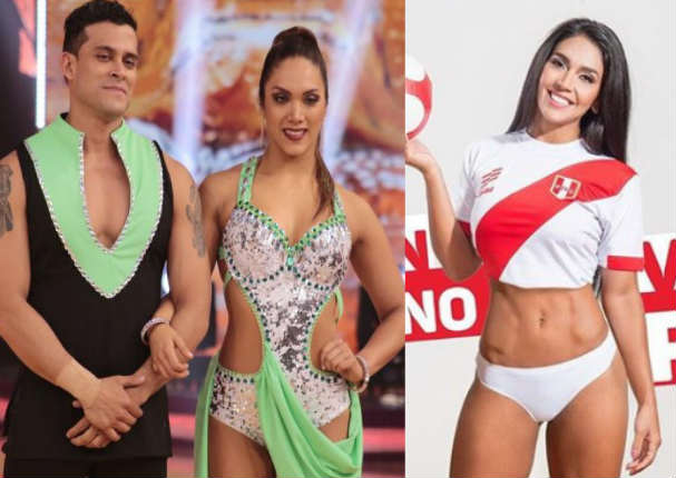 ¿Vania Bludau anunció soltería y 'Chabelita' teme perder a Christian Domínguez?