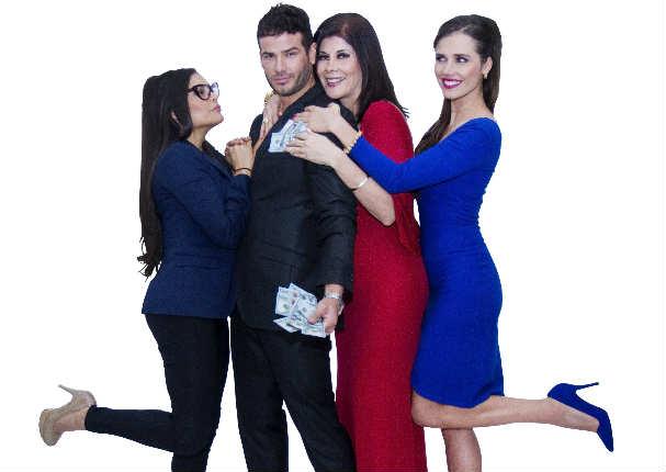 Joselito Carrera actuará en 'Tres damas y un gigoló'