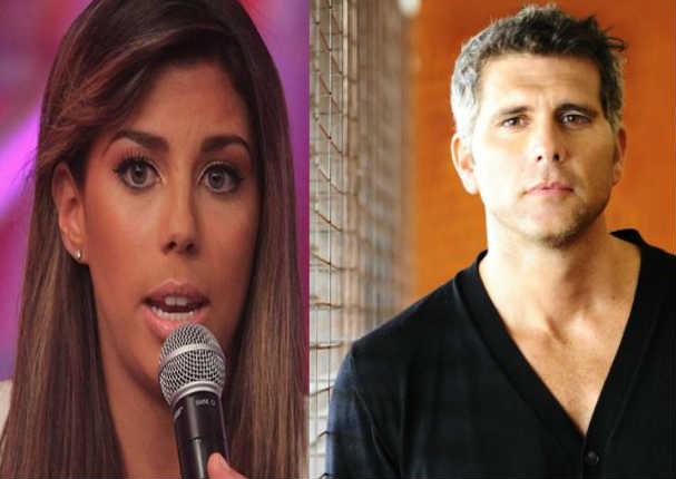 Así comunicó Christian Meier el fin de su relación con Alondra García Miró