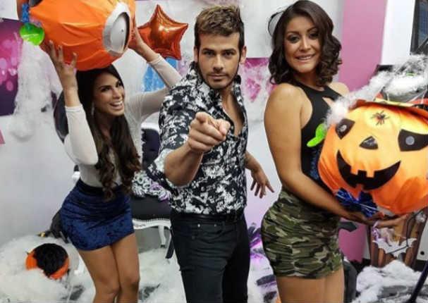 Karla Tarazona estrena programa junto a Joselito Carrera y Sully Saenz