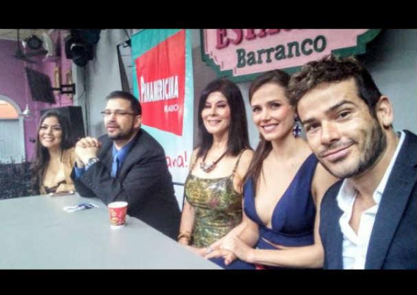 Joselito Carrera actuará desde hoy en 'Tres damas y un gigoló' - VIDEO