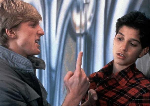 Karate Kid: Así fue el reencuentro de Daniel San y Johnny Lawrence