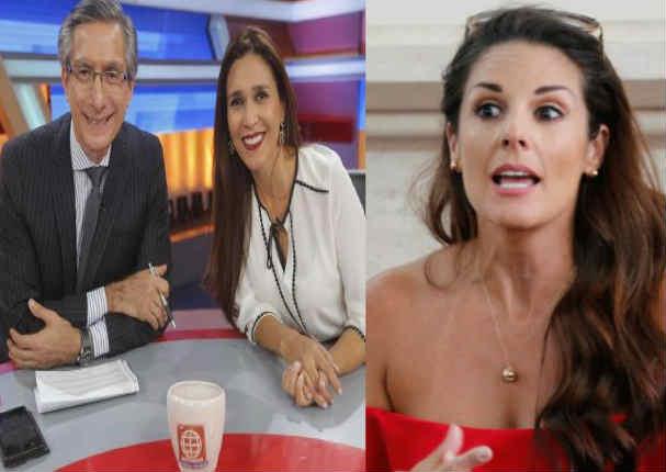 Federico Salazar a Rebeca Escribens: 'Cómete tus palabras' - VIDEO