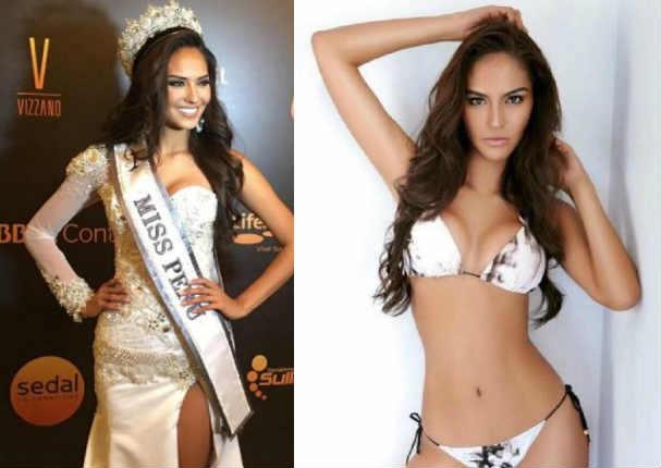 Miss Perú: Video de la ganadora sin maquillaje se volvió viral