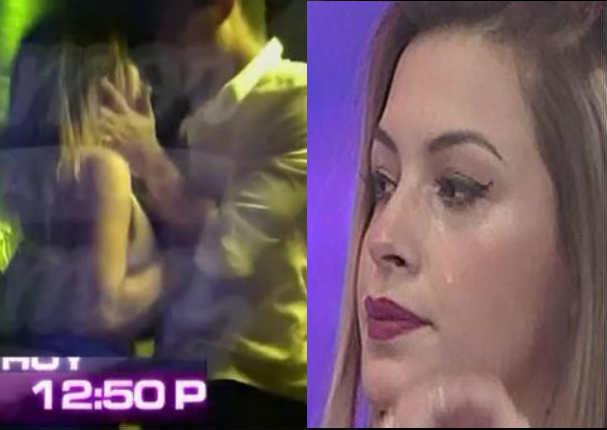 Milett Figueroa: Su ex la olvidó y ahora se luce besando a modelo