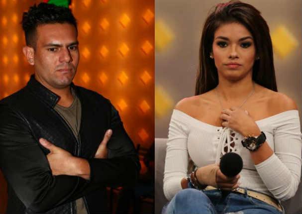 Shirley Arica está hospitalizada por agresión de su novio - VIDEO