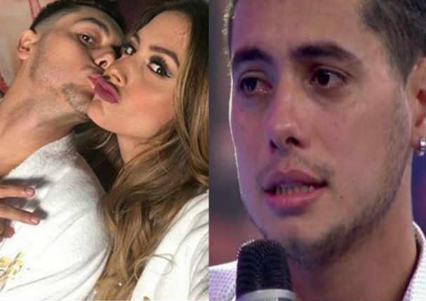 Pato Quiñones lloró por Milett Figueroa y le envió este mensaje - VIDEO