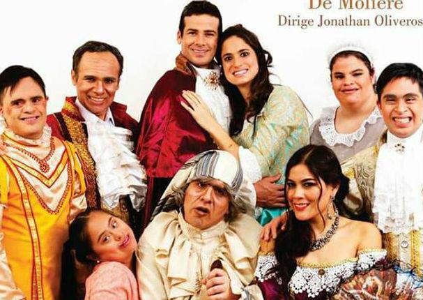 Joselito Carrera participará en obra teatral (FOTOS)