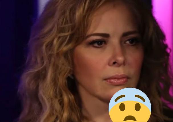 Gloria Trevi reacciona ante 'falta de respeto' durante entrevista (VIDEO)