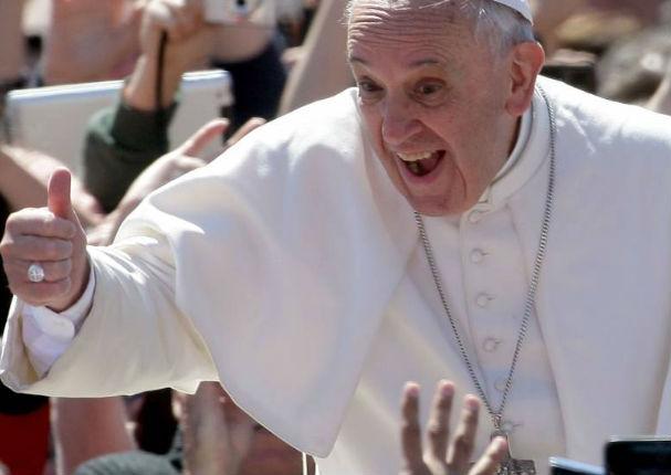 ¿Feriado por visita del Papa Francisco?