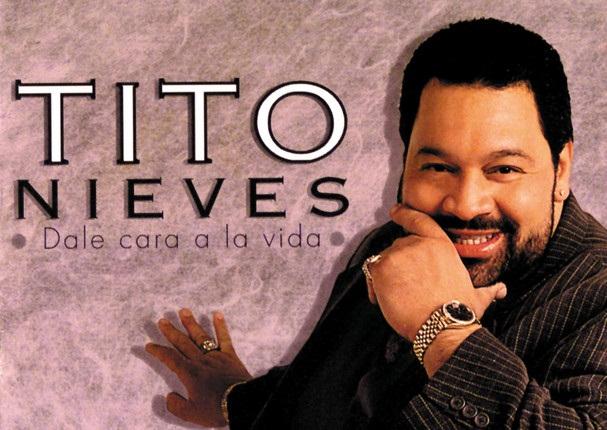Tito Nieves se aleja de los escenarios debido a su salud