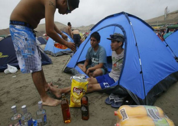 playas-de-ancon:-prohiben-carpas-y-alcohol-para-ano-nuevo