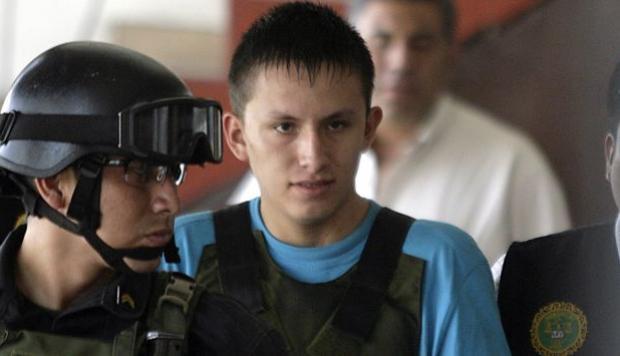 'Gringasho' sale de la cárcel de manera peculiar (VIDEO)