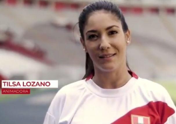 Tilsa Lozano se une a 'Ni una menos' en spot (VIDEO)