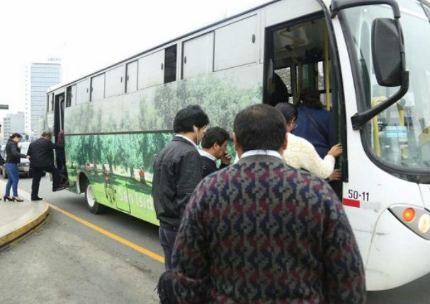 San Isidro: Conoce la ruta del nuevo bus gratuito