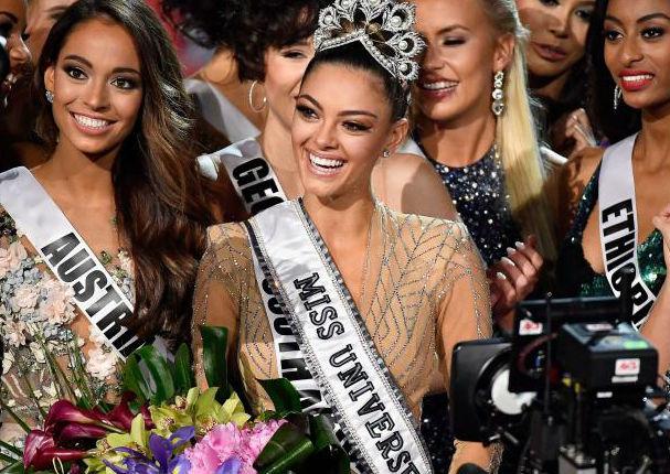 Miss Universo 2017: Conoce a Demi-Leigh Nel-Peters