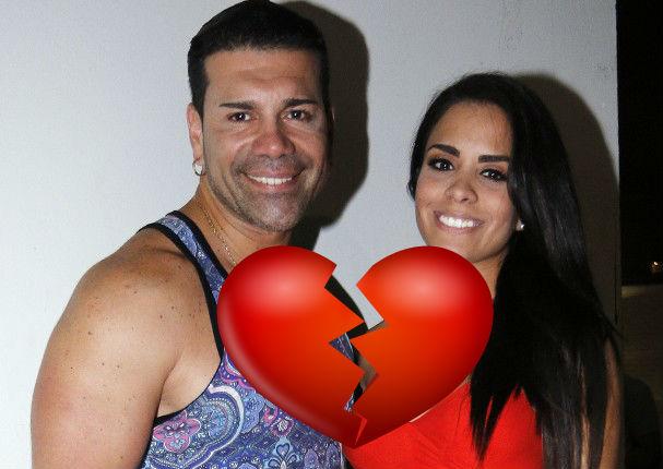 'Tomate' Barraza: ¿Esposa lo descubre con bailarina?