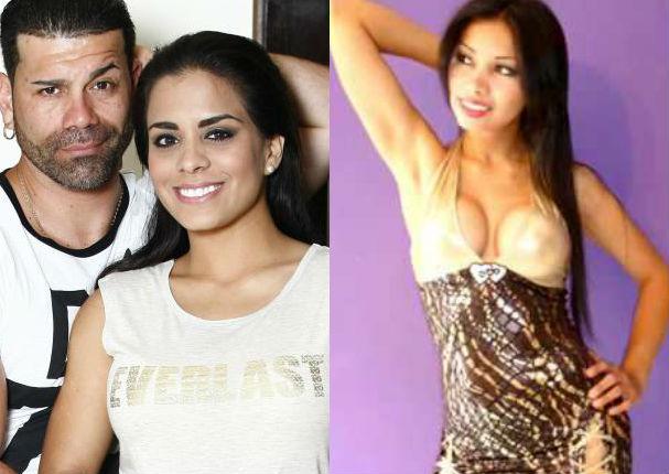Esposa de 'Tomate' Barraza habla sobre la acusación que hizo de bailarina (FOTO)