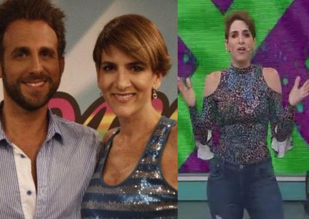 Gigi Mitre: envía fuerte mensaje sobre suspensión de Rodrigo González