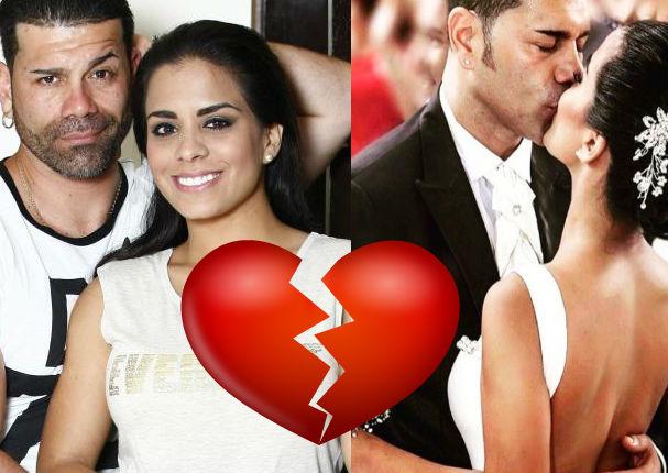 Vanessa Lopéz anuncia fin de su relación con 'Tomate' Barraza