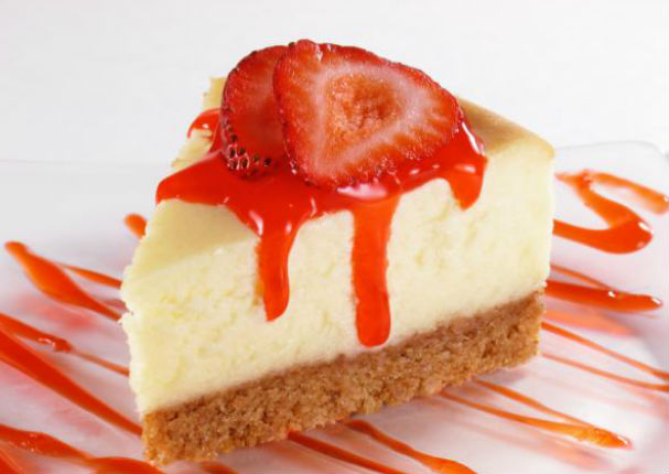 Aprende a preparar un delicioso Cheesecake de fresas