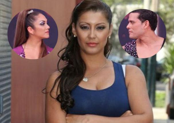 Karla Tarazona: Responde ante las pruebas de la infidelidad de Christian Domínguez  (FOTOS)