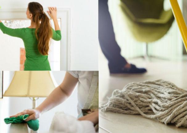 4 tips para eliminar las bacterias de tu casa